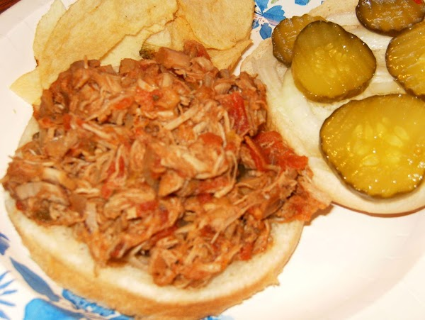 Miss Lavone's Pulled Pork Barbeque Recipe
