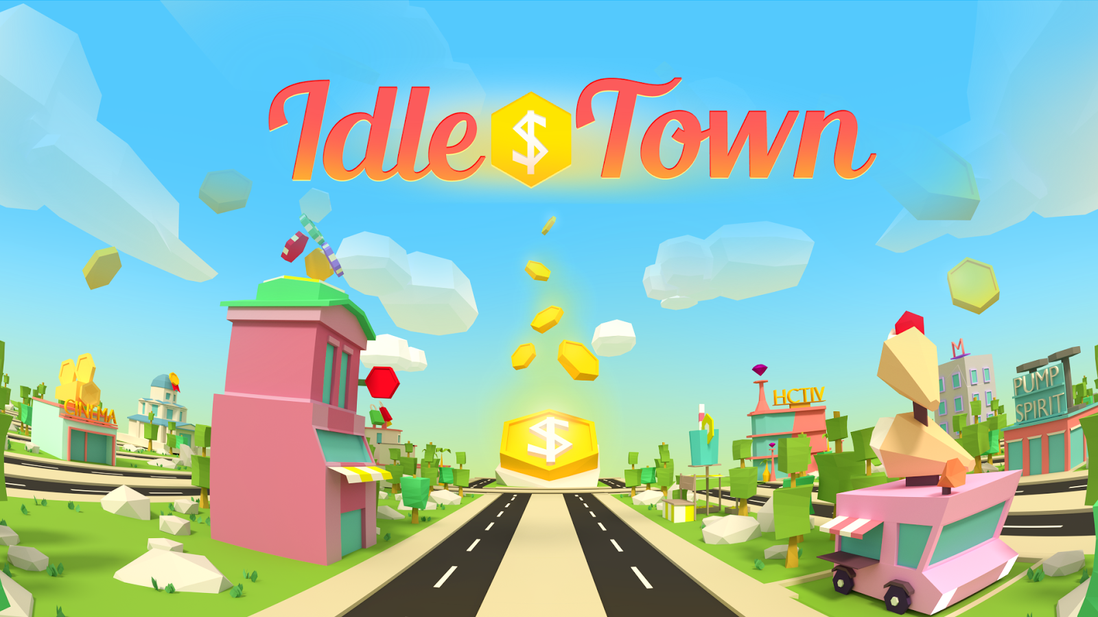 Idle Town- screenshot