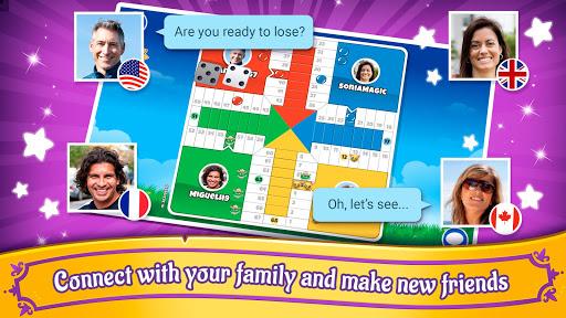 Loco Parchu00eds - Magic Ludo & Mega dice! USA Vip Bet 2.58.0 screenshots 3