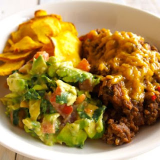 Healthy Paleo Nachos With Parsnip Chippies