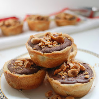 Mini Nutella Pie