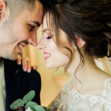 Wedding photographer Nadezhda Gributa (nadezhdaphoto). Photo of 13.11.2017