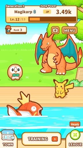 Pokémon: Magikarp Jump screenshot 5