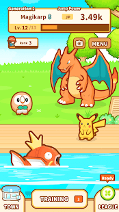 Pokémon: Magikarp Jump- screenshot thumbnail