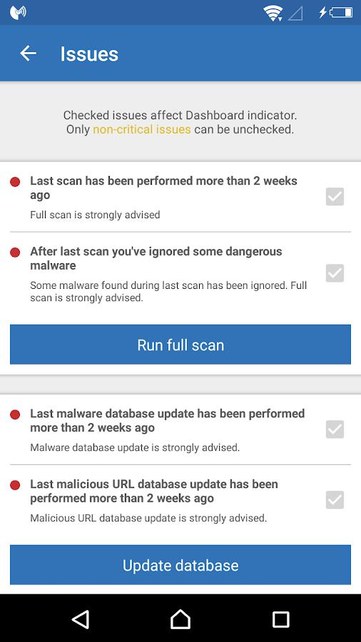 Malwarebytes Anti-Malware- screenshot