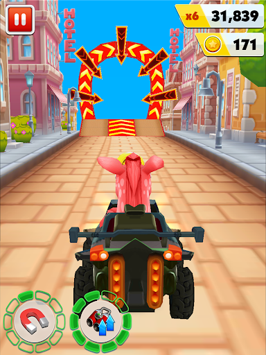 Pony Craft Unicorn Car Racing - Pony Care Girls 1.0.11 screenshots 16