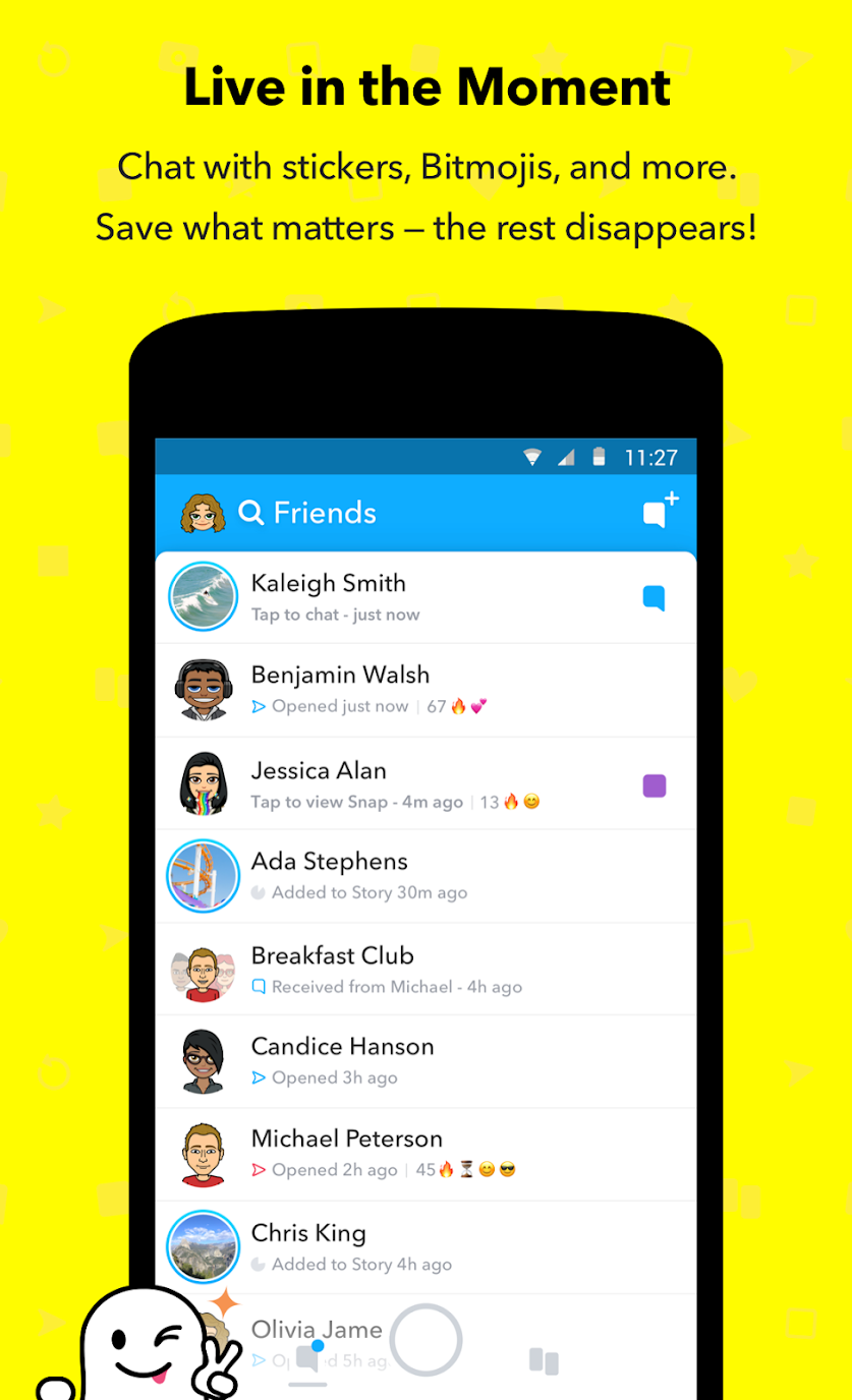 Snapchat Mod Apk (Cracked) Latest Version 2