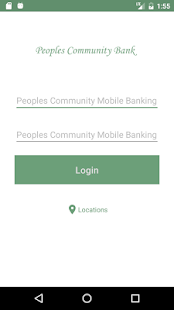 Peoples Community Bank - náhled
