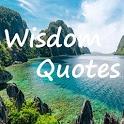 Wisdom Quotes: Wise, Words of Wisdom icon