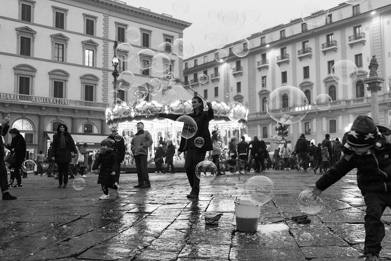 Bubbles di Maurizio Marcaccio