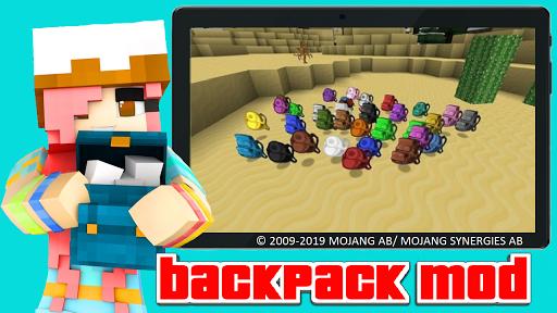 Backpack mod apkmr screenshots 4