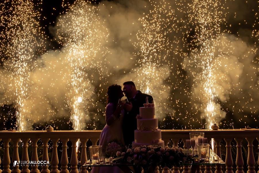 Fotografo di matrimoni Luigi Allocca (luigiallocca). Foto del 31.10.2018