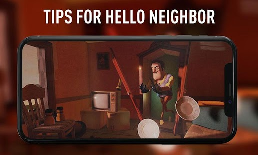 Tips for Hello Neighbour 2018 - náhled
