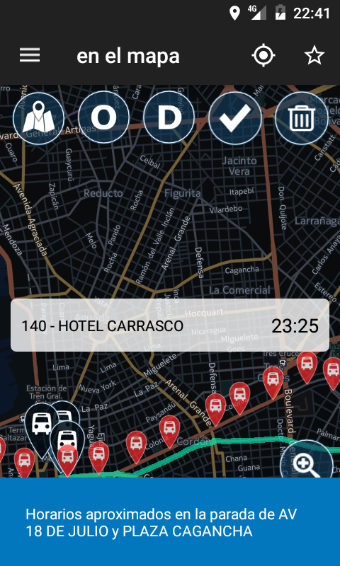 STM Montevideo- screenshot