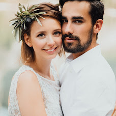 Wedding photographer Olga Skomorokh (Skomoroh). Photo of 05.04.2018