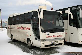 Photo: CF 41554 hos Lenes Bussreiser i Stjørdal, 16.02.2008.
