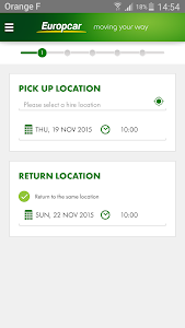 Europcar – Car Rental App screenshot 5
