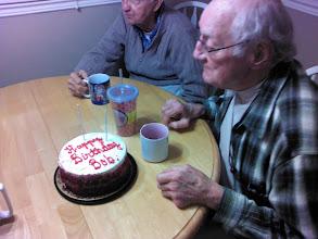 Photo: Bobs 85th birthday