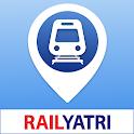 IRCTC Train Tickets, Train Status & PNR: RailYatri icon