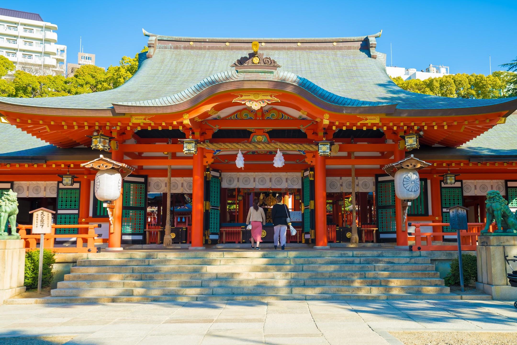 神戸 生田神社3