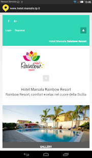 Hotel Marsala- screenshot thumbnail