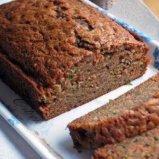Garden Harvest Cake Bread.