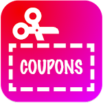 Coupons & Free Recharge Deals Icon