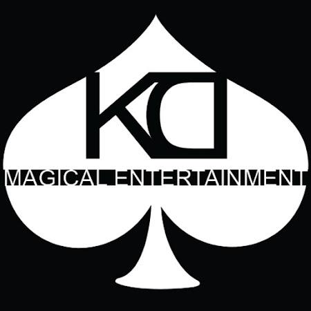 Magician Kim Dèrvan