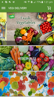 Download Vegi Delivery For PC Windows and Mac apk screenshot 6