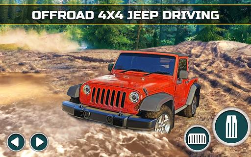 Off road 4X4 Jeep Racing Xtreme 3D 2 1.0.8 screenshots 2