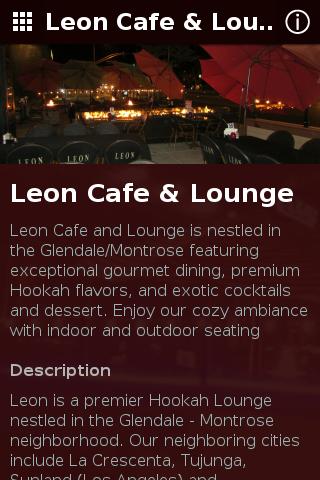 Leon Cafe Lounge