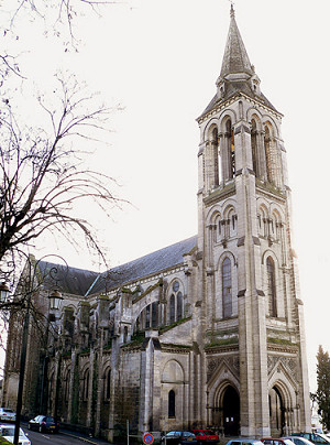 photo de Angoulême : Saint Ausone
