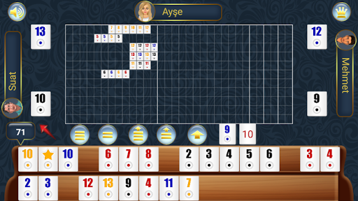 免費下載棋類遊戲APP|101 Okey - İnternetsiz app開箱文|APP開箱王