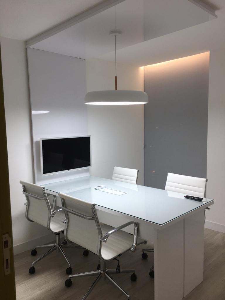Sala de reunião TAB
