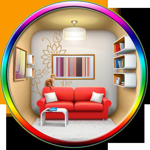 3d interior design screenshot