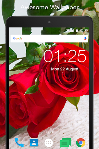 Romantic Rose Wallpaper  screenshots 1