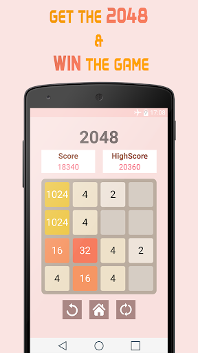 2048 Original  gameplay | by HackJr.Pw 1