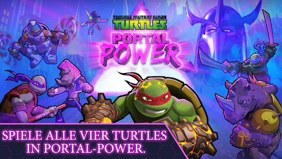 TMNT Portal Power Screenshot