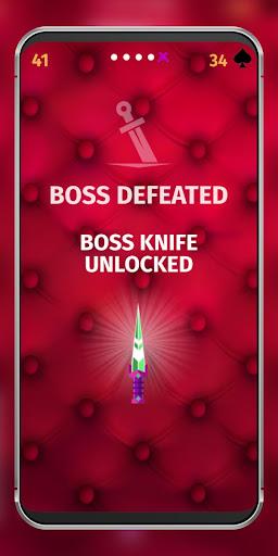 Code Triche Roue de couteau apk mod screenshots 5