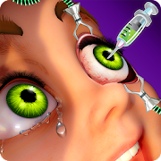 Game My Hospital Eye Doctor: Operation && Surgery Games APK for Kindle