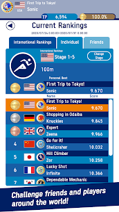 SONIC AT THE OLYMPIC GAMES – TOKYO 2020 Apk Download For Android and Iphone 6