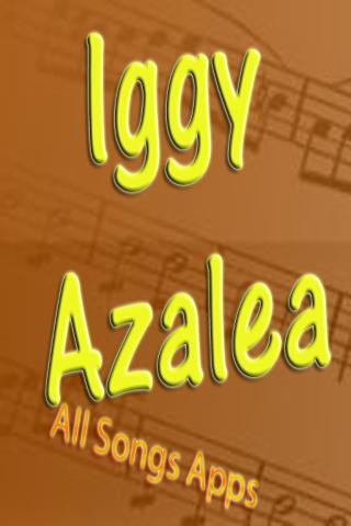 All Songs of Iggy Azalea