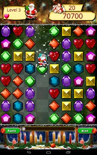 Jewel Magic Xmas- screenshot thumbnail