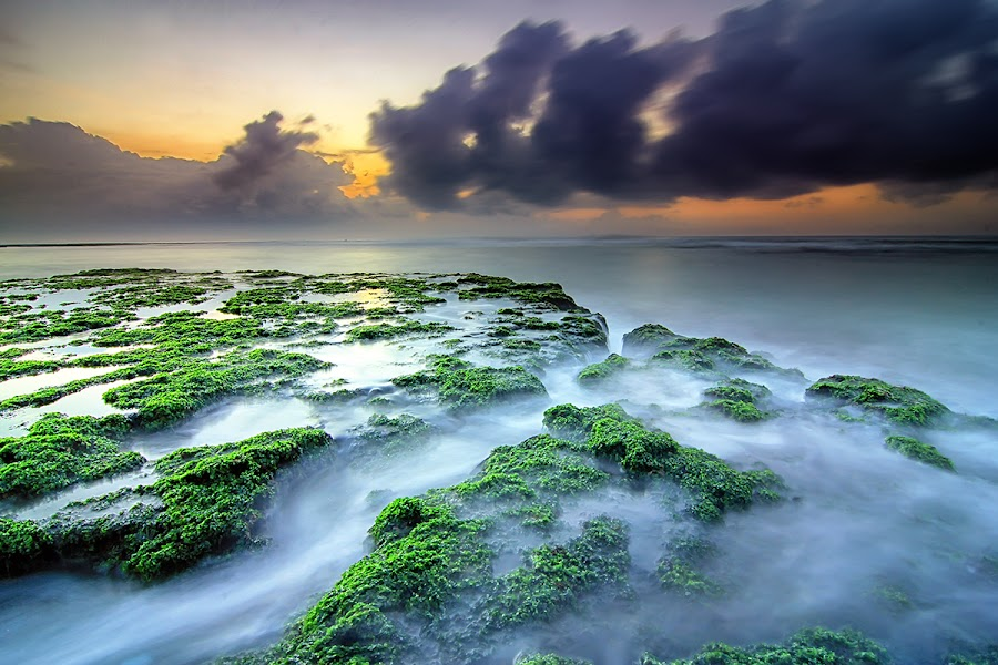 by Cahya Wisantika - Landscapes Waterscapes
