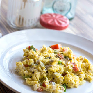 Make Ahead Egg Scramble Recipe
