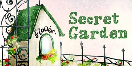 奇妙的秘密花園|玩漫畫App免費|玩APPs