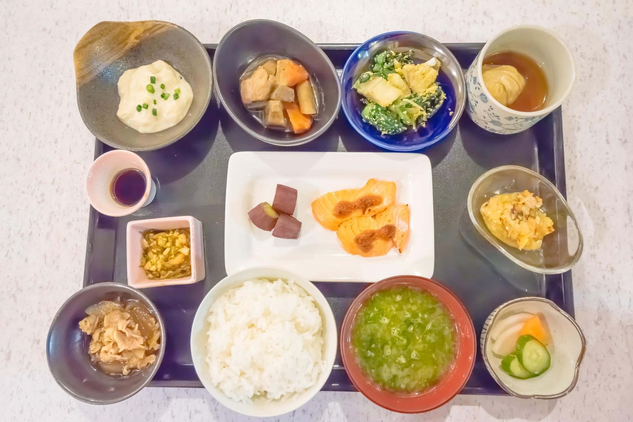 Nikko Station Hotel Classic dinner