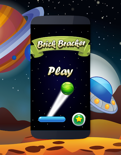 Brick Breaker Galaxy
