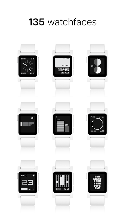 TTMM for Pebble and Pebble2- screenshot