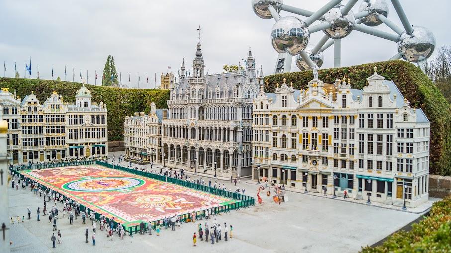 Пиво, вафли, комиксы или что делать три дня в Брюсселе. Октябрь 2018